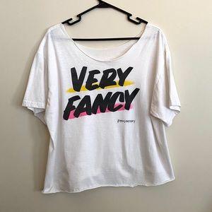 Baron Von Fancy Very Fancy T-shirt